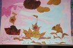 """Забродина Мария (рук. Смирнова Ирина Андреевна, Тонких Екатерина Николаевна) - """"Осенние кораблики"""""""