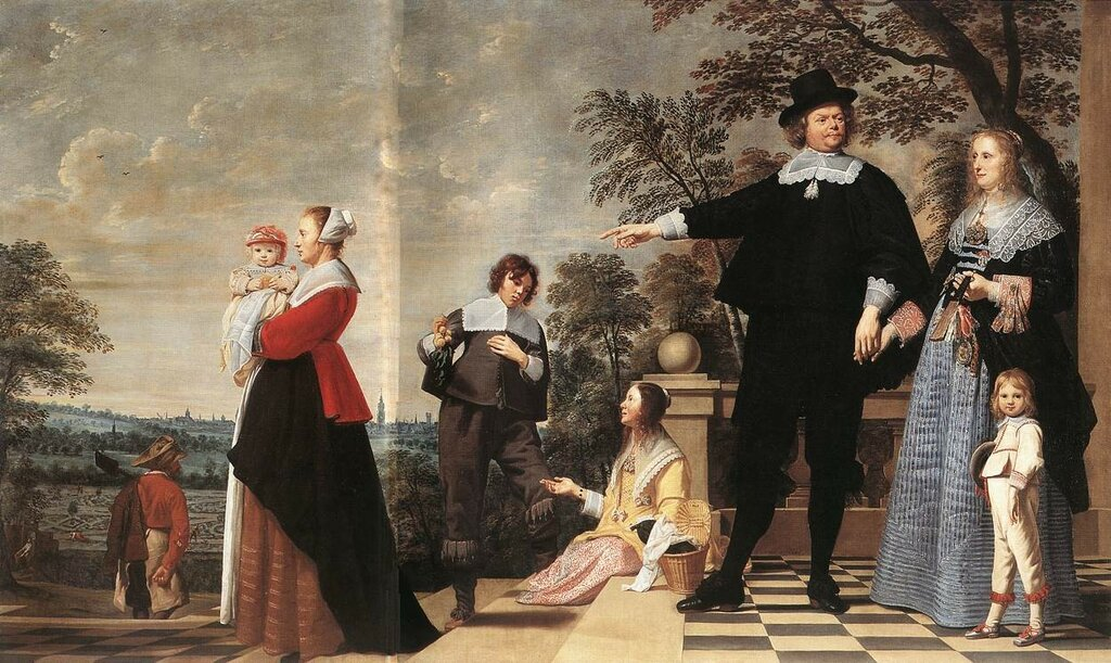 familyOOST, Jacob van, the Elder.jpg