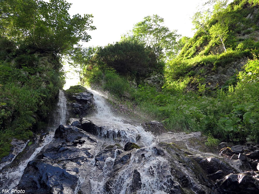 Водопадные брызги
