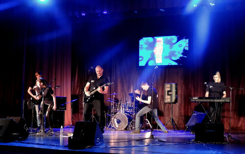 «КОДда». Фестиваль живой музыки «Rock'От осени»