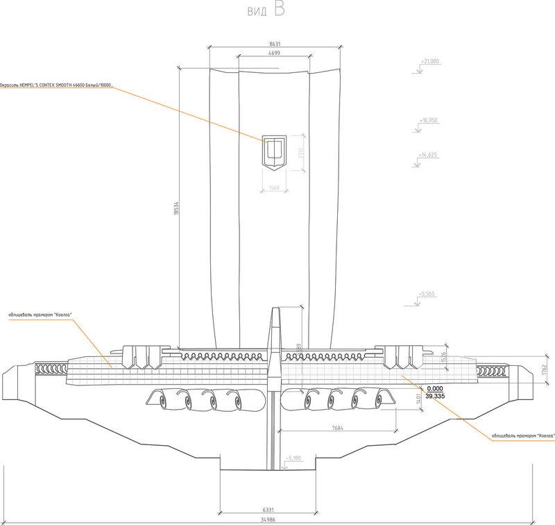 Реконструкция 4-ой очереди набережной