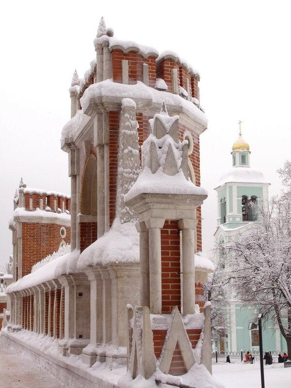 снег Царицыно1