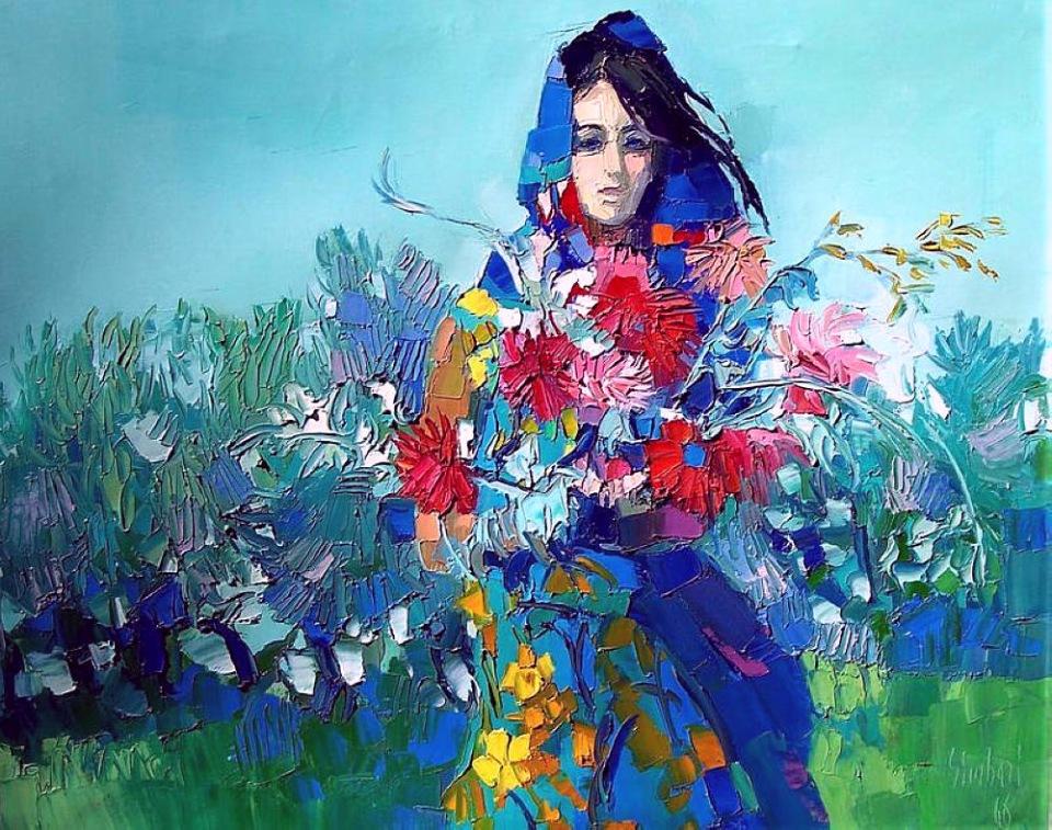 Картины Nichola Simbari