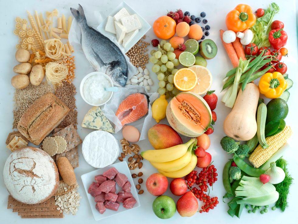 2 июня День здорового питания. Соблюдаем баланс