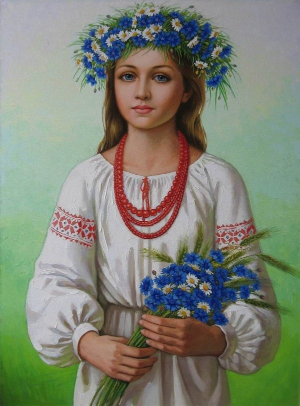 Проклов Владимир Геннадьевич (род. 1961) Ивана Купала. 2011 г