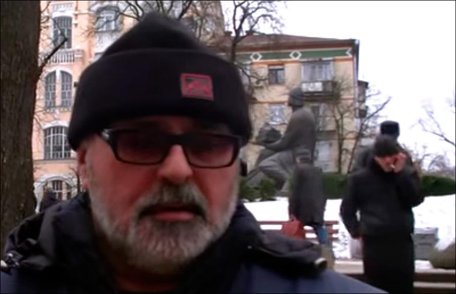 Что думают простые украинцы об убийстве российского посла? (ВИДЕО)  ...