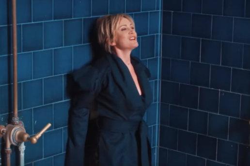 Патрисия Каас - скрин из клипа