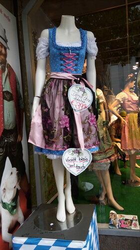 Баварская мода