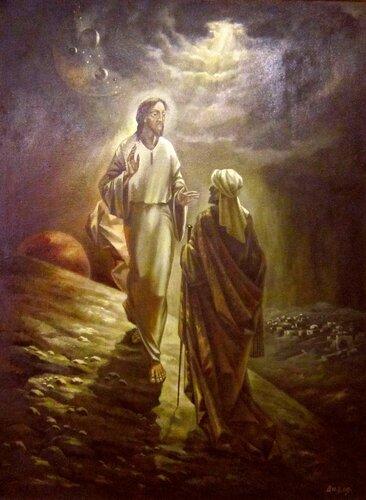 Дмитрий Васильевич Близнюк (род. в 1935 году). Встреча Иисуса с Никодимом. Евангелие от Иоанна 3: 1-21.