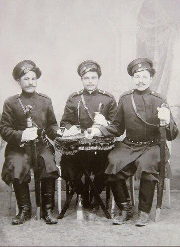 старинные фото казаков хутора мостовой предки связывали этот
