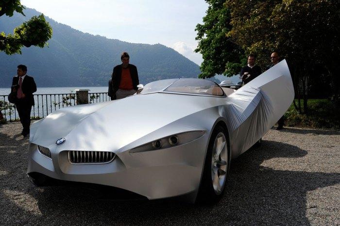 BMW GINA Light Visionary Model Концептуальный образец BMW GINA Light Visionary Model появился сравни