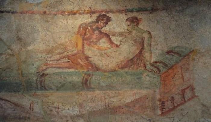 Греческое происхождение Традиционно Помпеи считаются римским городом. Но самые старые останк