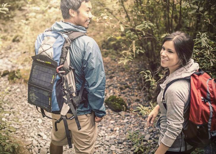 6. Функциональное зарядное устройство на солнечных батареях — Guide 10 Plus Adventure Kit Новое заря