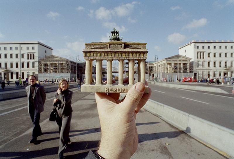 27. Браденбурские ворота, Берлин.