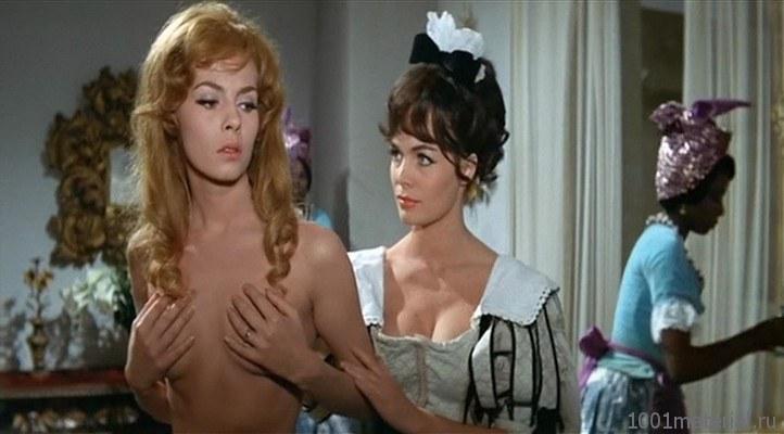 В СССР показ сериала начался в конце 1968 года и сразу с третьего фильма «Анжелика и король». Ч