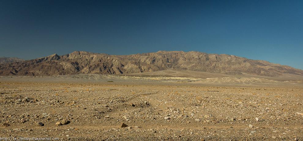 4. Вы знаете, почему Долина называется Долиной Смерти? Наверное, у каждого всплывают свои ассоц