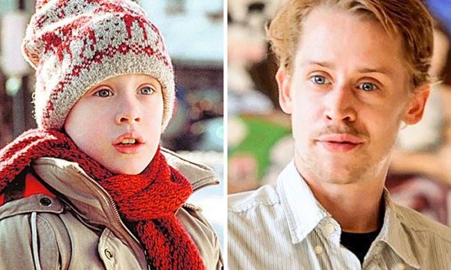 А вот как выглядят актеры из фильма «Один дома 2»: