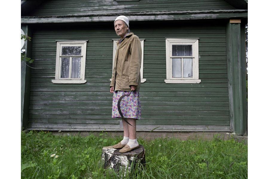 15 уникальных фотографий из жизни российской глубинки (15 фото)