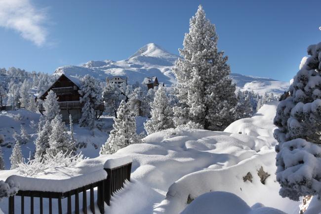 Аляска, США Если вы любите зиму, снежные пейзажи и неторопливый темп жизни и вас не пугают н
