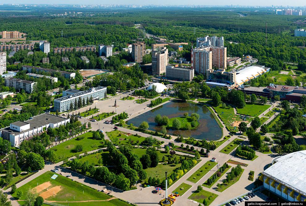 8. Администрация Одинцовского района.