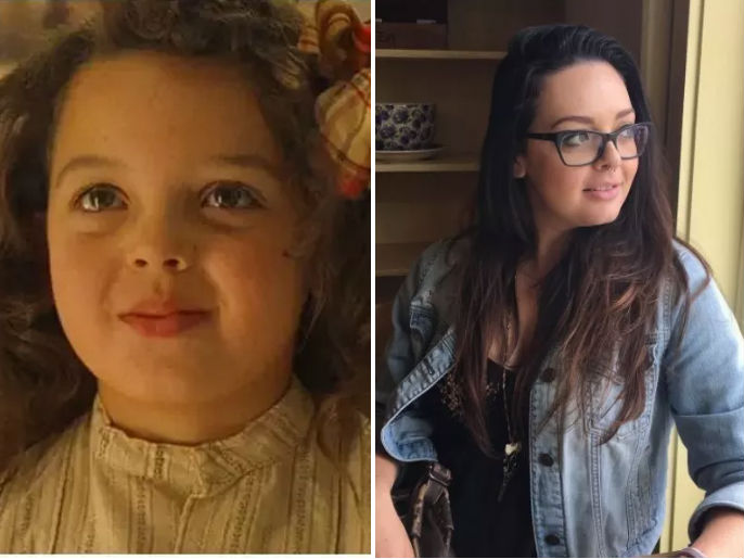 Александра Оуэнс-Сарно, «Титаник» Милой девочке было всего 8 лет, когда она снялась в знаменитой сце