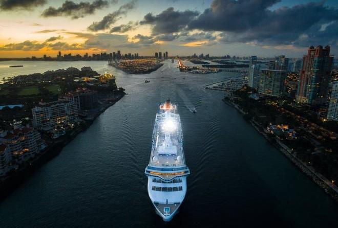 Майами, США.