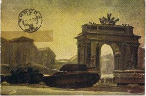 1943. У Нарвских ворот
