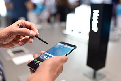 Названа причина взрыва Самсунг Galaxy Note 7