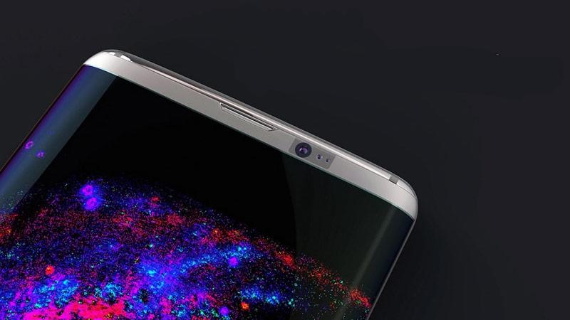 Galaxy S8 может получить дисплей, который заполнит всю лицевую панель