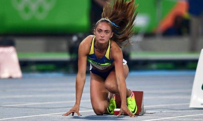 4 украинские легкоатлетки одержали победу натурнире воФранции
