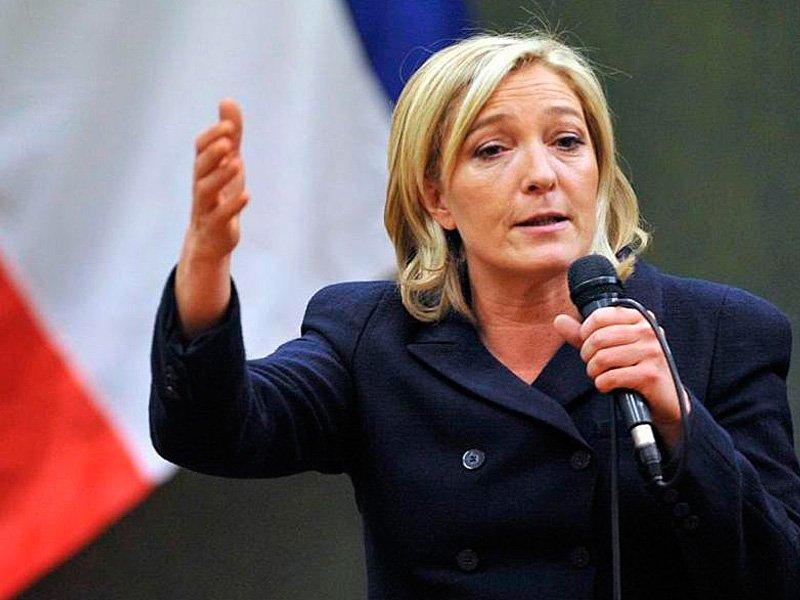 Премьер Франции запустил кампанию против Марин ЛеПен