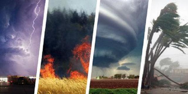 Ученые прогнозируют климатический «ужас» в текущем 2017-ом году
