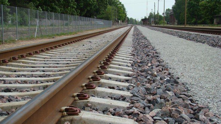 НаЛуганщине взорвана железная дорога