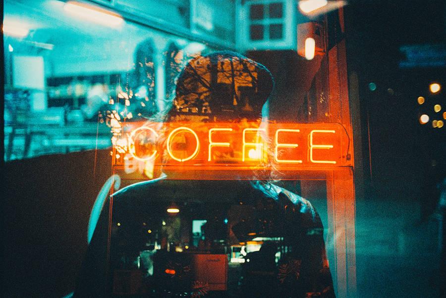 Neon Life by Louis Dazy (9 pics)