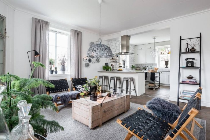 Stockholm Home by Lundin Fastighetsbyra