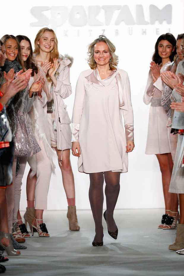 Photos: Mercedes- Benz Fashion Week Berlin / IMG Fashion Review by Sussan Zeck for D'SCENE Magazine