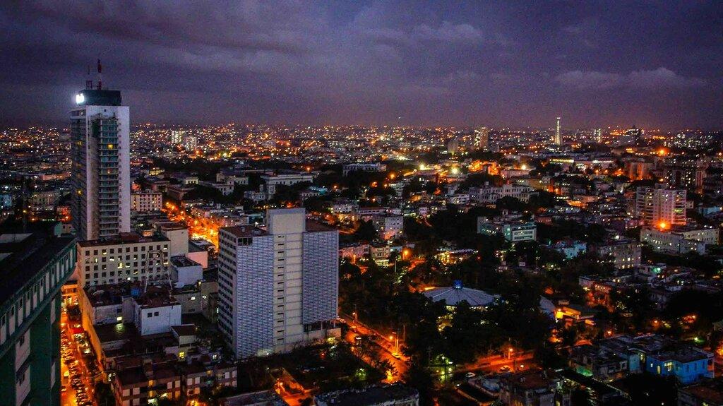 Гавана (Куба)