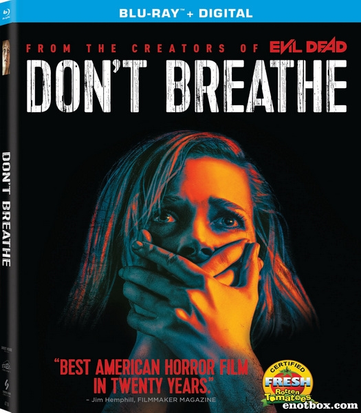 Не дыши / Don't Breathe (2016/BDRip/HDRip)