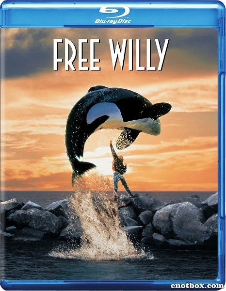 Освободите Вилли / Free Willy (1993/BDRip/HDRip)