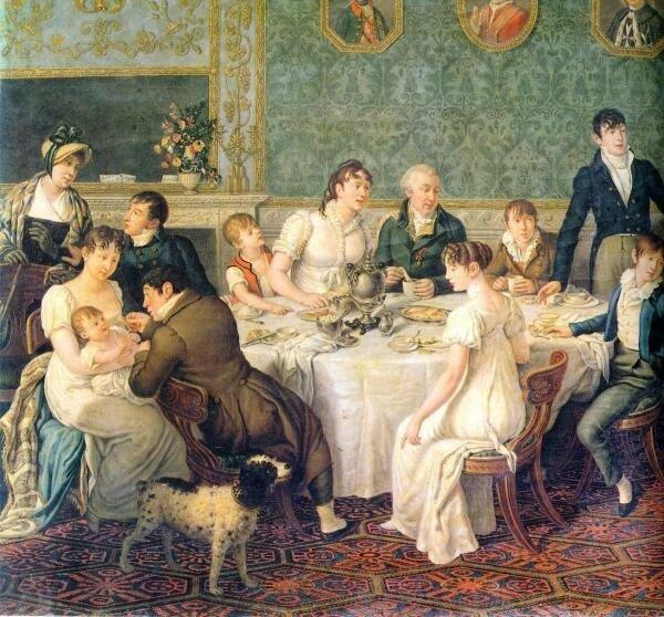 Ученые считают семейные ужины очень полезными для детей