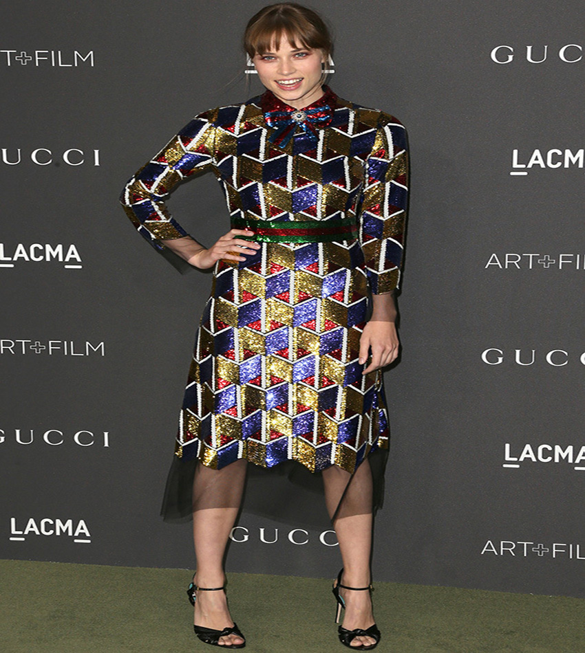 Makenzie Leigh - LACMA Art + Film Gala 2016
