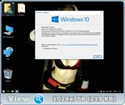 Windows 10 Домашняя x64 AnfessA by WinRoNe & StyleNav