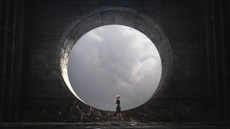 Eclipse - Le monde surrealiste de Jia Ma