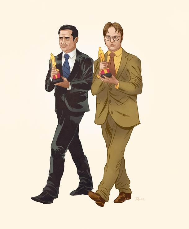 Famous Buddies - Les duos celebres de la Pop Culture
