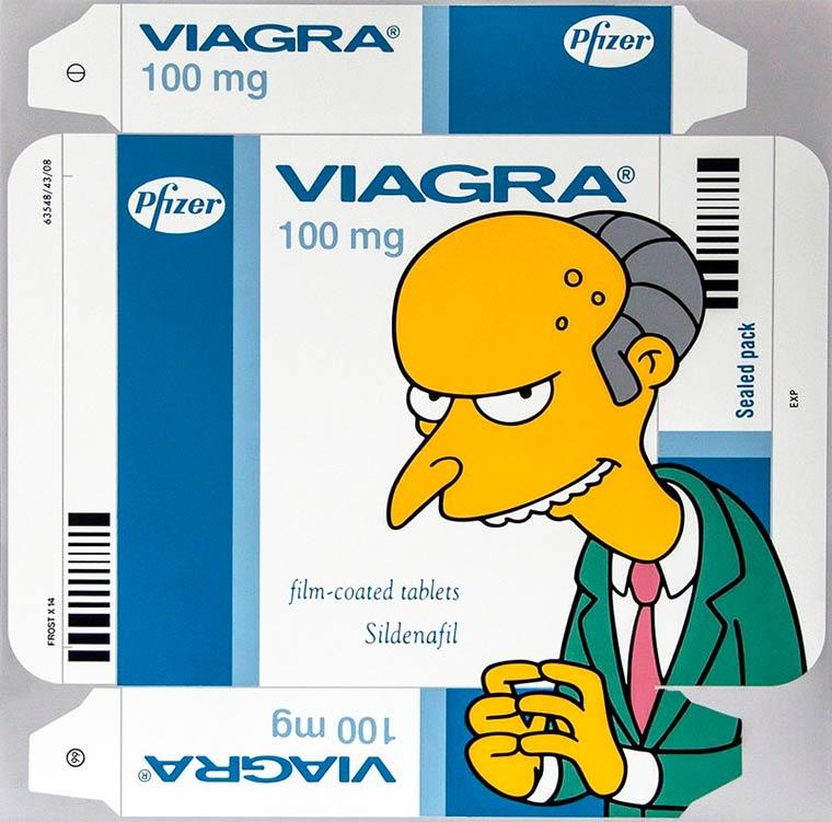 Quand l'artiste Ben Frost dessine sur les emballages de medicaments… (29 pics)
