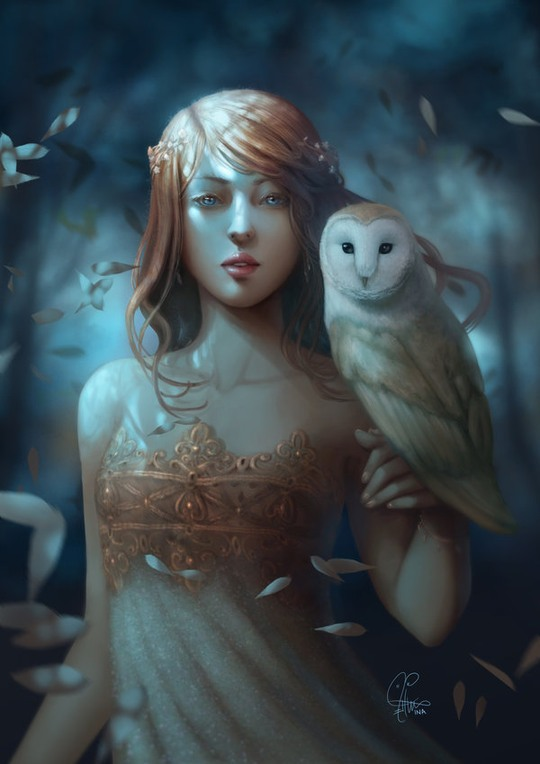 Must-See Digital Art by Ina Prasetyaningrum
