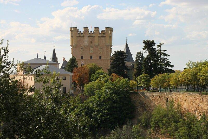 Испания, Сеговия - Алькасар (Spain, Segovia – Alcazar)
