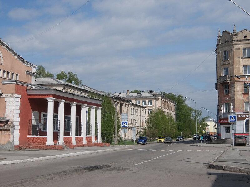 Проспект Пионерский