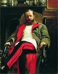 Портрет композитора Ц.А.Кюи. 1890. Русский художник Илья Ефимович Репин.jpg