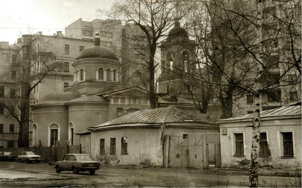 Переулок Аксакова (Филипповский переулок).А Рубинин